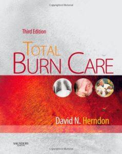 total burn care book